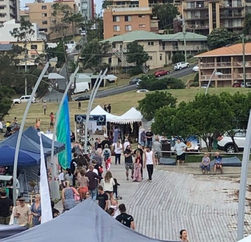 jack evans boat harbour market