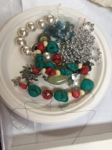 bringing your bead combination for up cycling